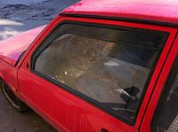 Стекло опускное водительское Таврия ЗАЗ 1102 переднее левое бу