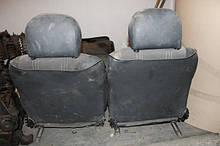 Сидіння передні ЗАЗ 1102 Таврия 1103 Славута 1105 Дана 11055 Пікап відкидні пара ср упоряд бу