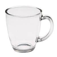 Чашка стеклянная 325 мл, от 10 шт