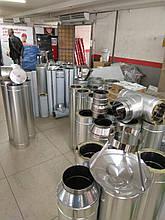 Димар одностінний Ø200 (AISI 430) 0,5 мм