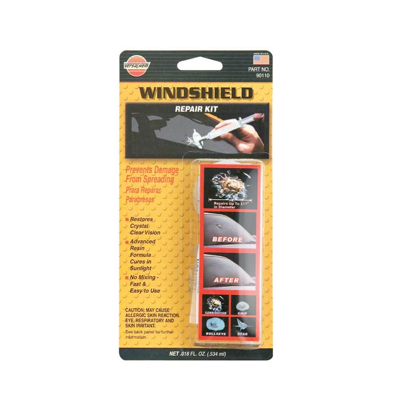 Набор для ремонта ветрового стекла Versachem Windshield Repair Kit 0.534 мл 90110V