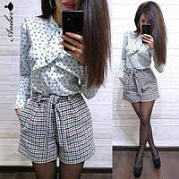 Стильные женские  шорты, новинки, 1113-020