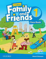 Family and Friends 1 Class Book Pack /2nd edition/