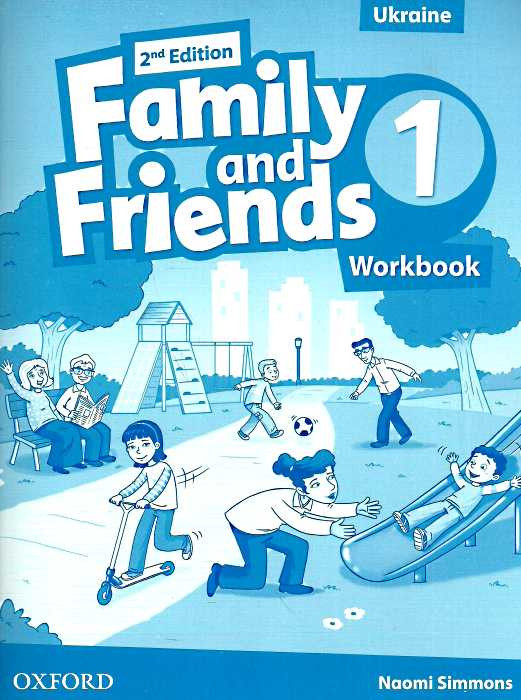 family and friends 1 workbook гдз