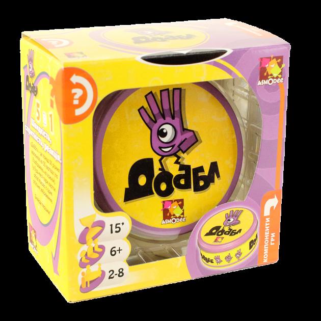 Настольная игра Asmodee Доббл (Dobble)