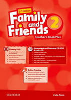 Family and Friends 2 Teacher's Book Plus Pack /2nd edition/