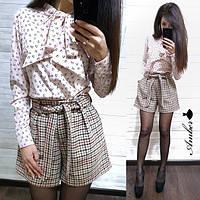 Стильные женские  шорты, новинки, 1113-021