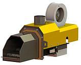Пеллетная горелка Kvit Lyuta 27 кВт для бытового тт-котла (факельный тип, Польша), фото 2