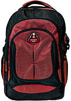 Рюкзак для ноутбука 17 дюймов Enrico Benetti Barbados Eb62014 618, черный
