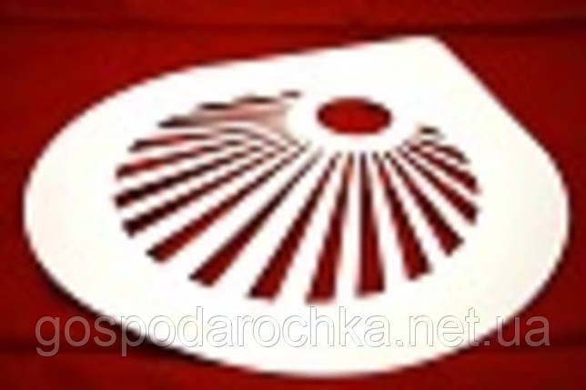 """Трафарет для Торта """"Солнце""""250мм(шт) ЕМ8749, фото 2"""