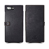 Чехол книжка Stenk Premium для BlackBerry KEY2 Чёрный