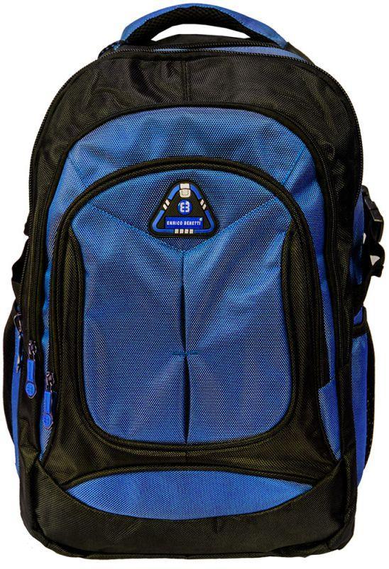 Рюкзак для ноутбука 17 дюймов Enrico Benetti Barbados Eb62014 622, черный
