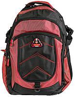 Рюкзак для ноутбука 17 дюймов Enrico Benetti Barbados Eb62013 618, черный