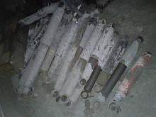 Амортизатор передній задній ГАЗ 2205 2217 2705 3302 33027 Газель Соболь середн упоряд бу