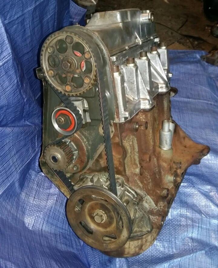 Двигатель инжекторный 1.5 ВАЗ 2109 21099 2110 2111 2112 2113 2114 2115 мотор объем 1500 инжектор отл сост бу