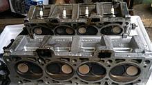 Головка блока цилиндров ГБЦ 1600 1.6 ВАЗ 2110 2111 2112 2108 2109 21099 2113 2114 2115 голова двигателя мотора инжекторная в сборе бу