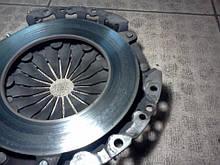 Корзина сцепления ВАЗ 2110 2111 2112 диск нажимной бу