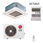 Кассетный кондиционер LG, модель: T18LH б/у. Кондиционер LG T18LH б/у.