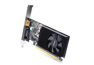 Видеокарта GeForce GT1030 OC, Gigabyte, 2Gb DDR5, 64-bit, DVI/HDMI, 1506/6008MHz, Low Profile (GV-N1030D5-2GL), фото 2