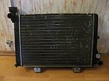 Радіатор охолодження алюміній ВАЗ 2121 21213 21214 2131 Нива Тайга новий, фото 3