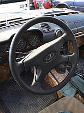Руль ВАЗ 2121 21213 21214 2131 Нива Тайга 2101 2102 2103 2104 2105 2106 2107 рулевое колесо нового образца бу