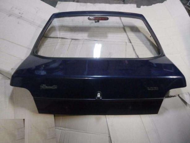 Дверь задка в сборе Славута ЗАЗ 1103 ляда крышка багажника задняя дверь отл сост бу