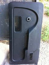 Карти дверей передні Таврія ЗАЗ 1102 пара оббивка дверей бу