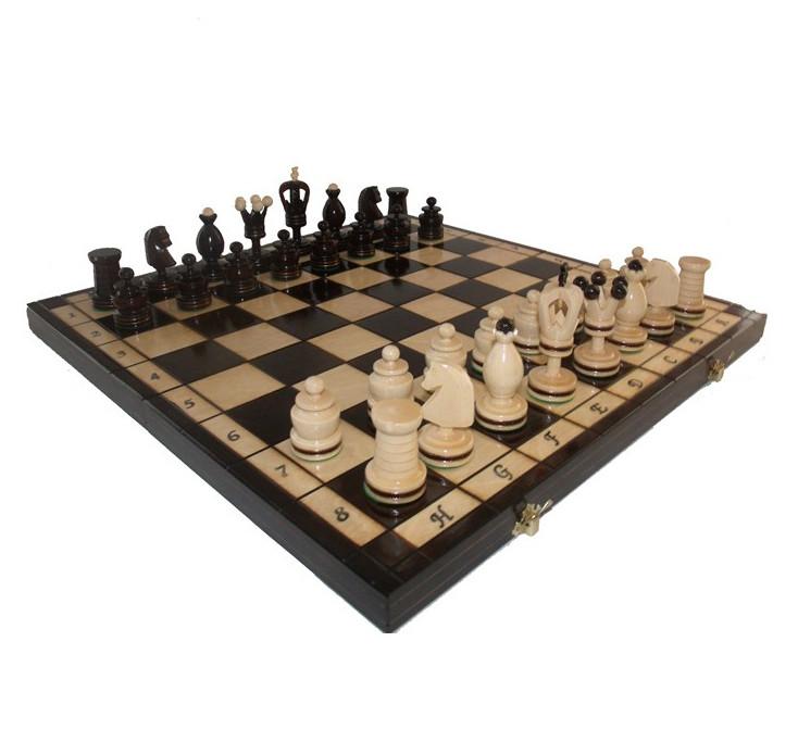Шахматы Madon Small Kings Инкрустированные (3136)
