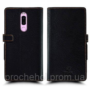 Чехол книжка Stenk Wallet для Meizu Note 8 Чёрный