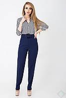 Модные женские брюки высокая посадка Джаз, фото 1