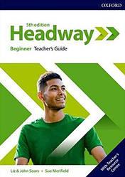 Headway 5th Edition Beginner Teacher's Guide with Teacher's Resource Center
