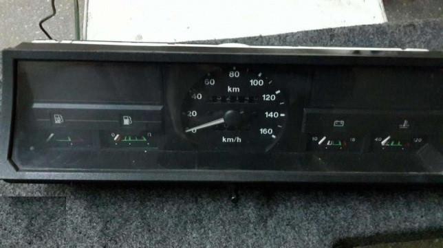 Панель приладів ЗАЗ 1102 1103 1105 11055 Пікап щиток приборка люкс з добовим пробігом до 160 км/год бу