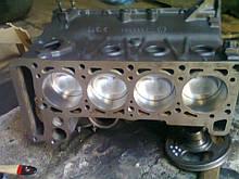 Двигатель без ГБЦ ВАЗ 21213 объем 1700 ВАЗ 21213 21214 2121 2101 2102 2103 2104 2105 2106 2107 Нива Тайга низ мотора 1.7 блок цилиндров в сборе бу