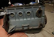 Двигатель без ГБЦ ВАЗ 2103 объем 1500 ВАЗ 2101 2102 2103 2104 2105 2106 2107 низ мотора 1.5 б у