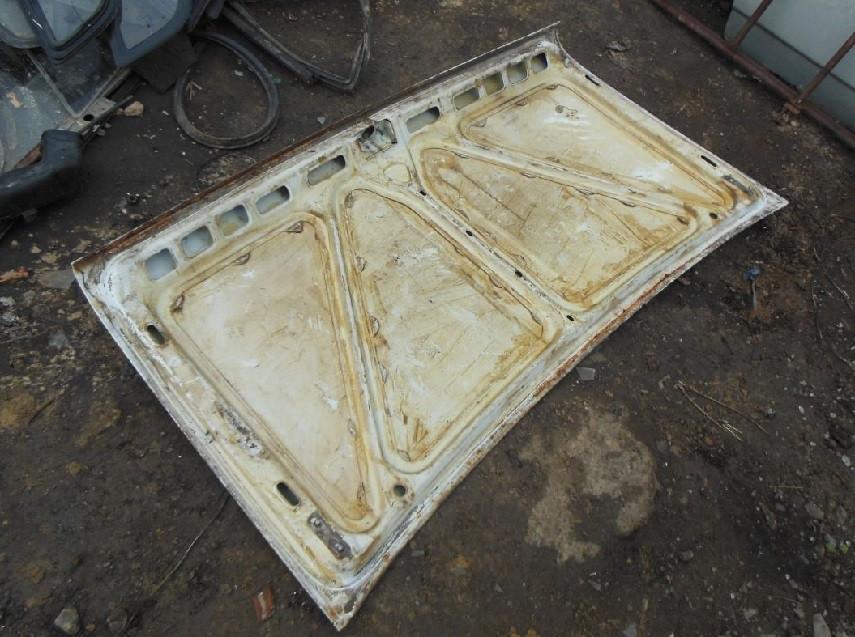 Кришка багажника ВАЗ 2103 2106 під ремонт бу