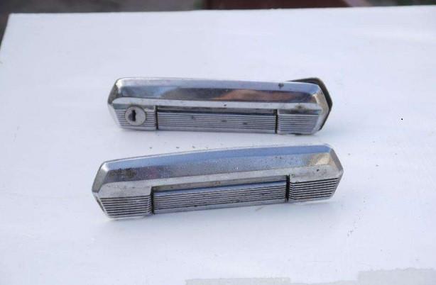 Ручка дверей зовнішня задня права ВАЗ 2101 2102 2103 2106 2121 21213 21214 2131 Нива Тайга бу