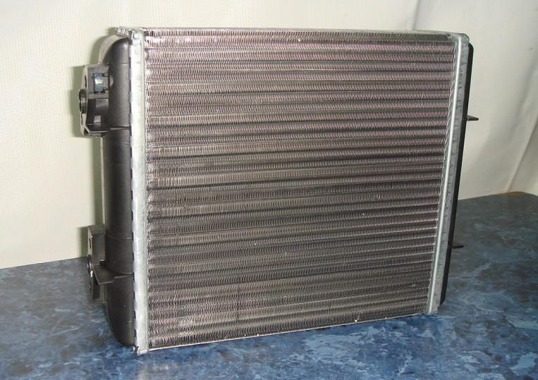Радіатор пічки алюміній ВАЗ 2101 2102 2103 2104 2105 2106 2107 1111 Ока новий