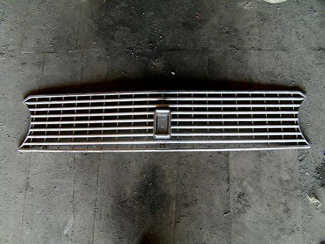 Решетка радиатора ВАЗ 2101 2102 хромированная завод отл сост бу