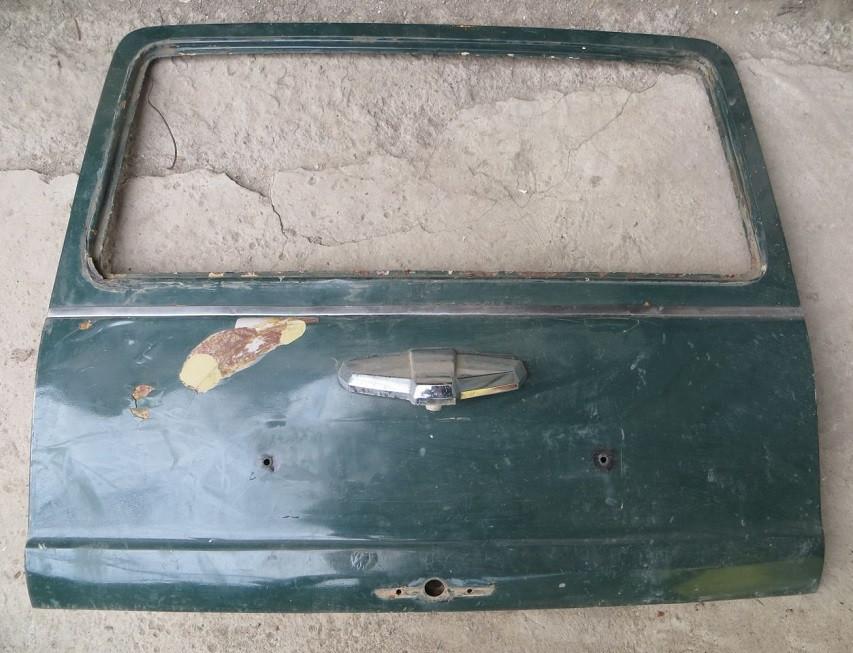 Кришка багажника ВАЗ 2102 ляда двері задка задня під ремонт бу