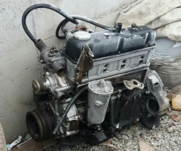 Двигатель в сборе ЗМЗ 402 ГАЗ 2410 3102 31029 3110 Волга мотор бу