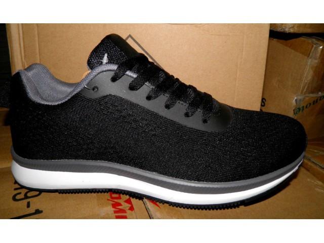 Кроссовки  Jomix U 8213-6 черный