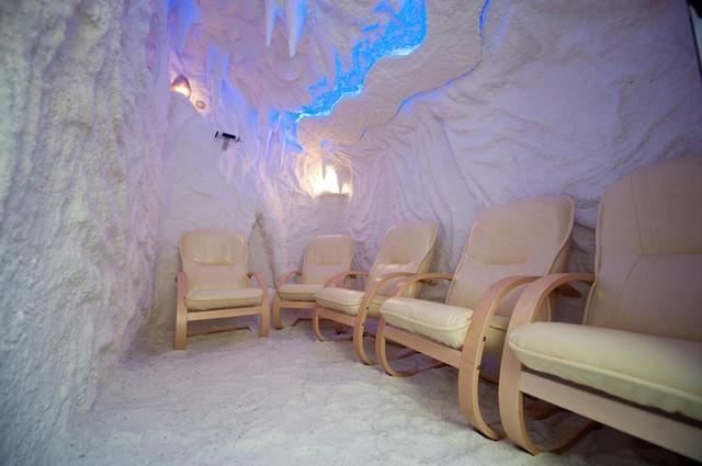 Соляна кімната, соляна печера, галотерапія