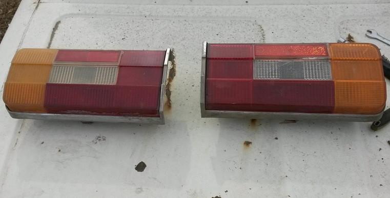 Фонарь задний ВАЗ 2106 2121 Нива левый средн сост бу
