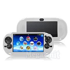 Силиконовый чехол для Sony PS Vita 1000  Белый