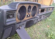 Торпеда в сборе ГАЗ 2410 31029 Волга торпедо панель приборов без щитка бу
