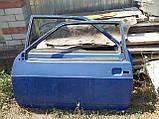 Двері передня ліва гола ВАЗ 2108 2113 водійська отл упоряд бу, фото 3
