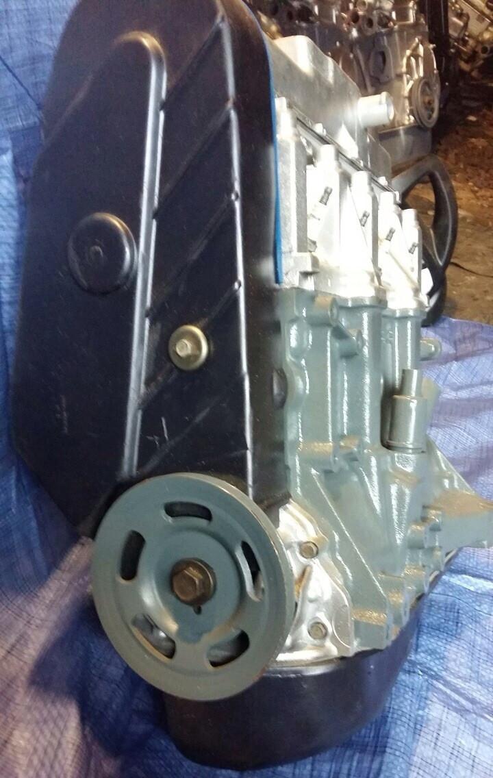 Двигатель инжекторный 1.5 ВАЗ 2108 2109 21099 2110 2111 2112 2113 2114 2115  капитальный ремонт бу