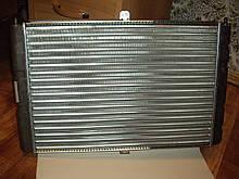 Радиатор охлаждения инжекторный ВАЗ 2108 2109 21099 2113 2114 2115 новый