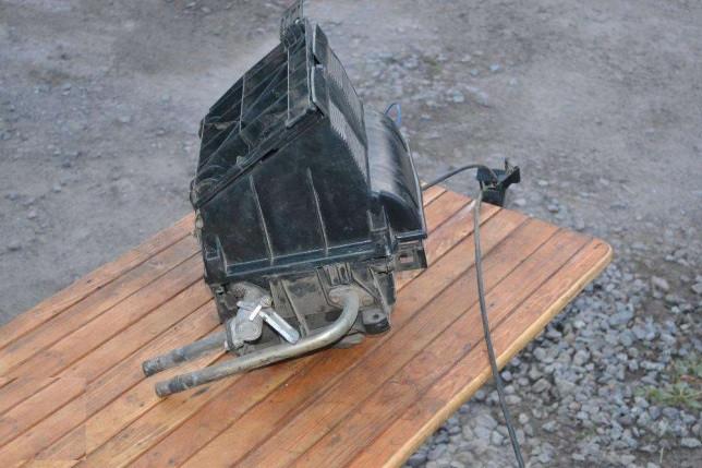 Печка в сборе ВАЗ 2121 21213 21214 2131 Нива Тайга отопитель без радиатора бу