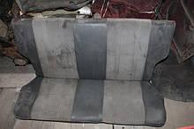 Сидіння заднє ЗАЗ 1102 Таврия 1103 Славута 1105 Дана в зборі в ср упоряд бу